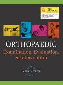 Orthopaedic Examination Evaluation Intervention
