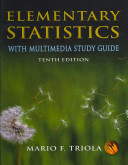 Elementary Statistics  With Mutlimedia Study Guide