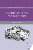 Women s Poetry and Popular Culture