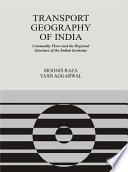 illustration du livre Transport Geography of India