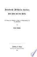 Friedrich Wilhelm Gotter