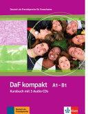 DaF Kompakt   Nivel A1   Libro del alumno   Cuaderno de ejercicios   CD