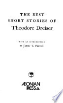 The Best Short Stories of Theodore Dreiser