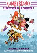 Unicorn Power   Lumberjanes  1