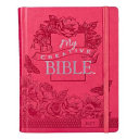 KJV My Creative Bible Pink Lux Leather
