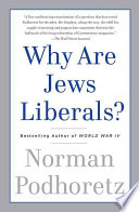 Why Are Jews Liberals