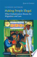 Making People Illegal book