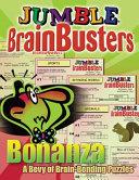 Jumble BrainBusters Bonanza