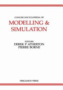 Concise Encyclopedia of Modelling   Simulation