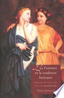 Les femmes et la tradition litt  raire