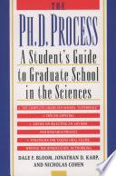 The Ph D  Process