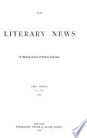 Literary News Book PDF