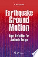 Earthquake Ground Motion