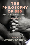 The Philosophy of Sex
