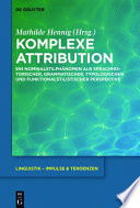 Komplexe Attribution