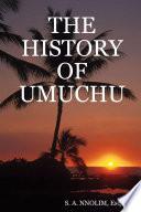 The History of Umuchu