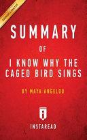 I Know Why The Caged Bird Sings Pdf/ePub eBook