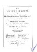 The Description Of Ireland