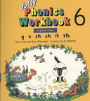 Jolly Phonics Workbook 6