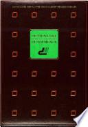 Dictionnaire encyclopédique Désormeaux