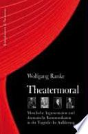Theatermoral