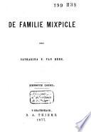 De Familie Mixpicle