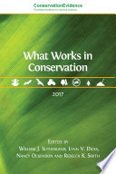 What Works in Conservation