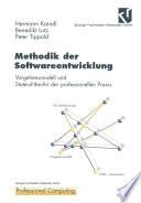 Methodik der Softwareentwicklung