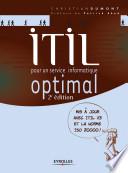 illustration du livre ITIL pour un service informatique optimal