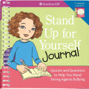 Stand Up for Yourself Journal