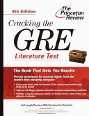 Cracking the GRE Literature Test