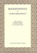 Bookbindings   other bibliophily