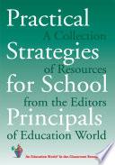 Practical Strategies for School Principals Book PDF