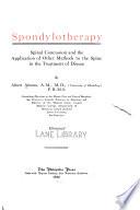 Spondylotherapy