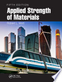 Applied Strength of Materials  Fifth Edition
