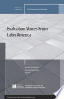 Evaluation Voices from Latin America
