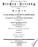 Allgemeine Kirchenzeitung
