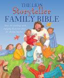 The Lion Storyteller Family Bible