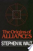 The Origins Of Alliance