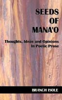 Seeds of Manao