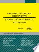 Giornale di Psicologia dello sviluppo   Journal of Developmental Psychology n  98   febbraio 2011