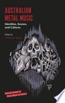 Australian Metal Music Book PDF