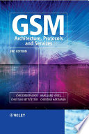 Gsm Architecture Protocols And Services
