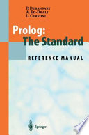 Prolog  The Standard