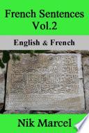 French Sentences Vol 2