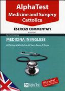 Alpha test  Medicine and Surgery Cattolica  Esercizi commentati