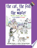 The Cat  the Fish and the Waiter  English  Hindi and French Edition   A Children   S Book