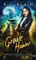 Grave Humor Book Cover