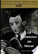 La invenci  n de Morel
