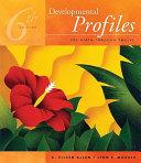 Developmental Profiles  Pre birth Through Twelve